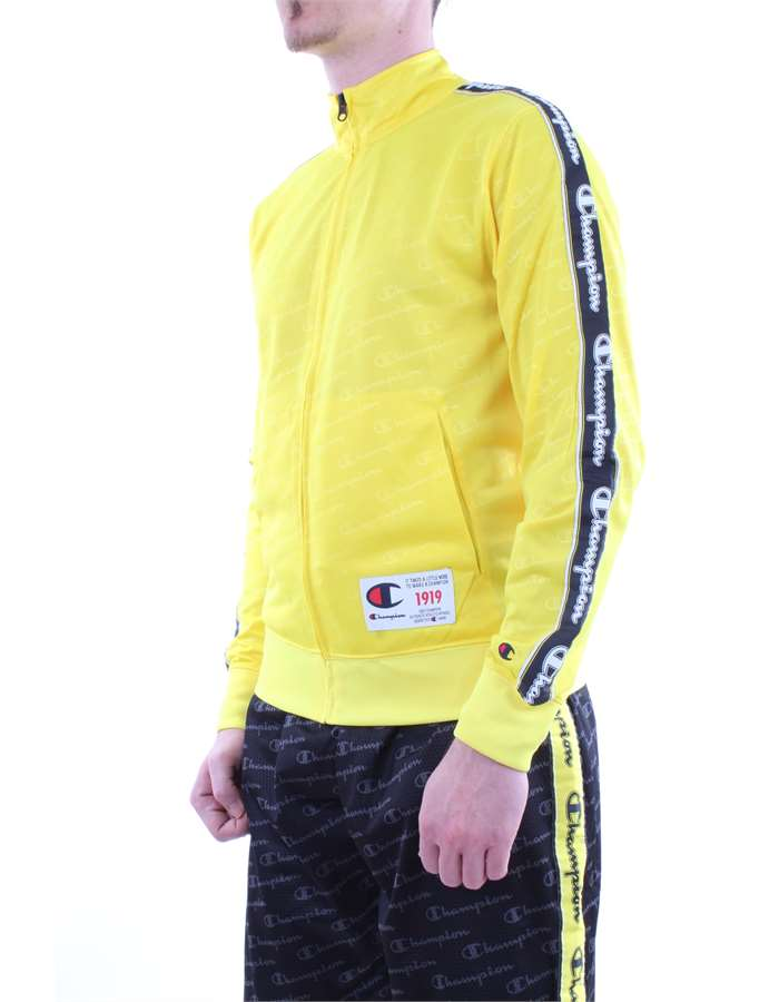Champion Rochester Sweat Yellow